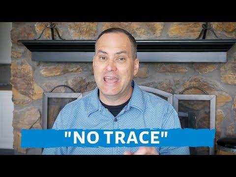 No Trace  Joe Joe Dawson