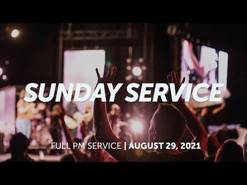 August 29, 2021  Prayer Service  Bethel Church