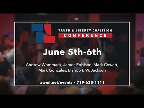 Truth and Liberty Coalition Conference 2020