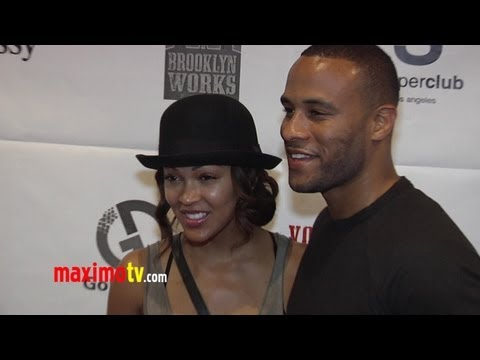 """""""You, Me & The Circus"""" Premiere Arrivals Brandy, Omar Epps, Meagan Good, Ty Hodges - maximotv"""