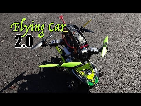 Flying Car 2.0! - UC2c9N7iDxa-4D-b9T7avd7g