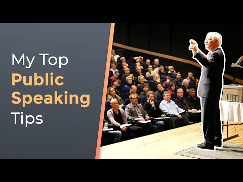 6 Tips to Improve Your Public Speaking Skills  Brian Tracy