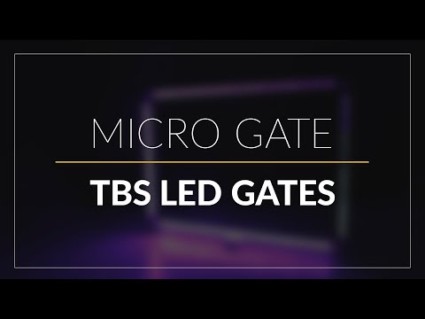 TBS LED Gates for Racing Micro Quads // LED Gates // GetFPV.com - UCEJ2RSz-buW41OrH4MhmXMQ