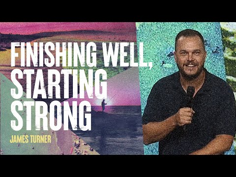Friday Evening Service  James Turner  Hillsong Church Online