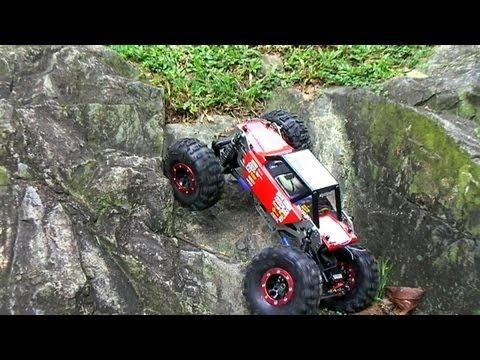 Rock Crawling Music Video - XR10 AX10 Creeper Mantis M35A2 CC01 Rock Force Wraith Honcho - UCfrs2WW2Qb0bvlD2RmKKsyw