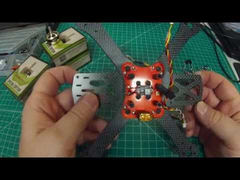 Martian II VS Martian FPV  Quadcopter Frame Review and Build-out - UCGqO79grPPEEyHGhEQQzYrw