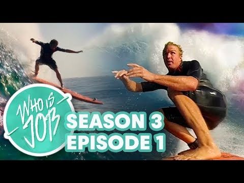 Soft-Top Surfing at Jaws | Who is JOB 4.0: S3E1 - UCblfuW_4rakIf2h6aqANefA