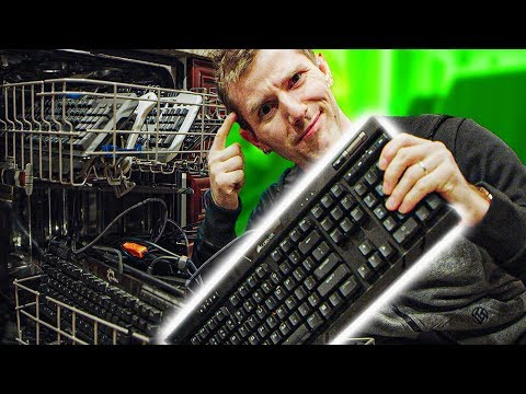 The best way to clean a keyboard is… the DISHWASHER? - UCXuqSBlHAE6Xw-yeJA0Tunw