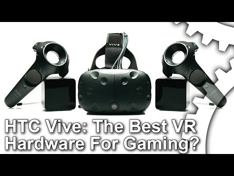 HTC Vive Review: The State-Of-The-Art In VR Technology - UC9PBzalIcEQCsiIkq36PyUA