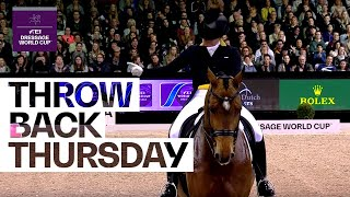 Isabell Werth & Emilio in 's-Hertogenbosch 2018 | FEI Dressage World Cup™