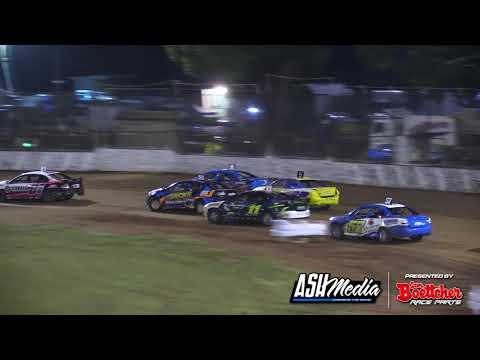 Production Sedans: Show Meeting - A-Main - Kingaroy Speedway - 02.05.2021 - dirt track racing video image