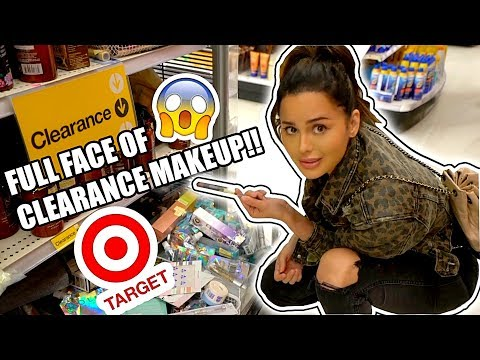 FULL FACE ONLY TARGET CLEARANCE MAKEUP! - UCXTAdFsBmxNK3_c8MUvSviQ