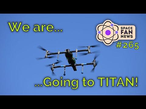 NASA Selects Quadcopter Dragonfly to Go to TITAN! - UCQkLvACGWo8IlY1-WKfPp6g