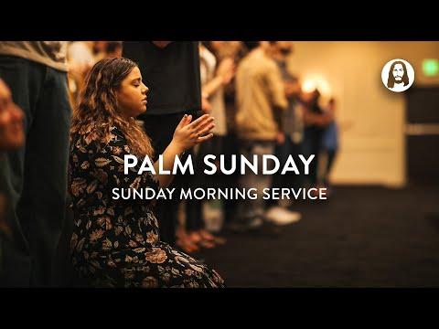 Palm Sunday  Michael Koulianos  Sunday Morning Service