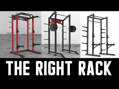 The Right Rack - What To Look For - UCNfwT9xv00lNZ7P6J6YhjrQ