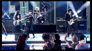 Live at World Music Awards (18.05.2010)