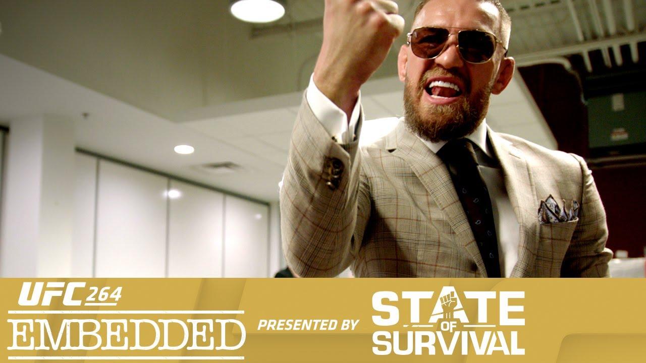 UFC 264 Embedded: Vlog Series – Episode 5