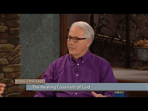The Healing Covenant of God