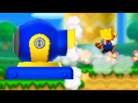 New Super Mario Bros  2 - Secret Exit Guide - World 6-Haunted House