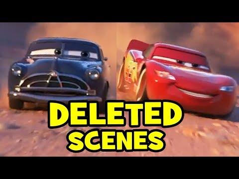 Cars 3 DELETED SCENES & Alternate Endings - default