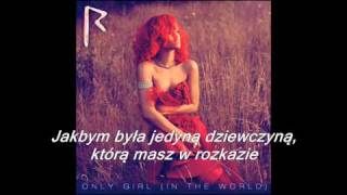 Only Girl (napisy polskie)