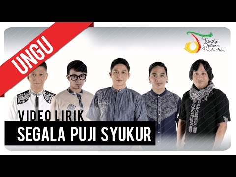 Segala Puji Syukur (Video Lirik)