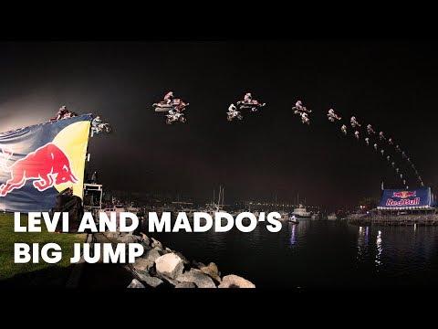 Behind the Scenes of Levi and Maddo's Big Jump - UCblfuW_4rakIf2h6aqANefA