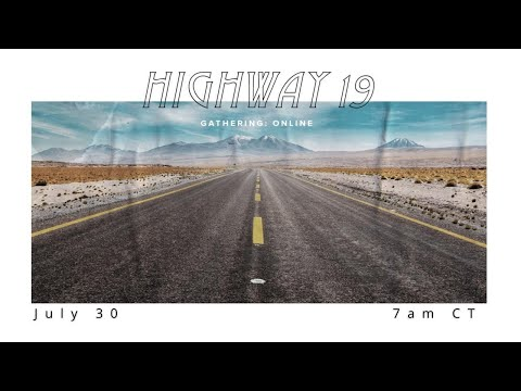 Highway 19 Gathering: Online with David Damien