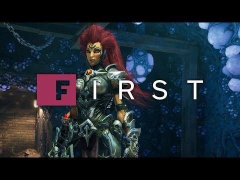 Darksiders 3 Gameplay Reveal - IGN First - UCKy1dAqELo0zrOtPkf0eTMw