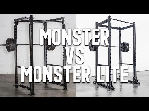 The Right Rack - Rogue Monster or Monster Lite? - UCNfwT9xv00lNZ7P6J6YhjrQ