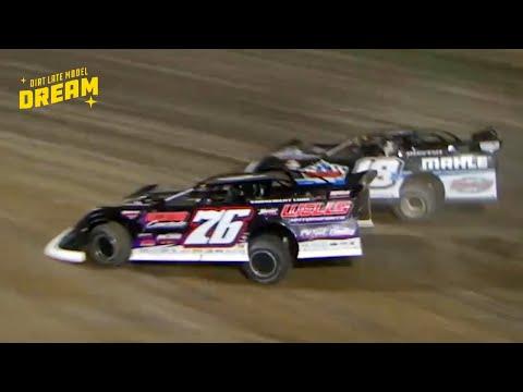 Prelim Night Features | 26th Dirt Late Model Dream at Eldora Speedway 6.11.2021 - dirt track racing video image