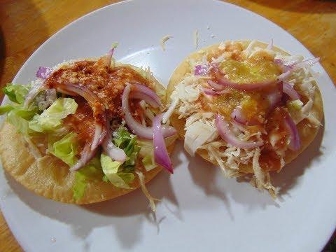 Salbutes | Gorditas de pollo para consumo familiar | para NEGOCIO!!!