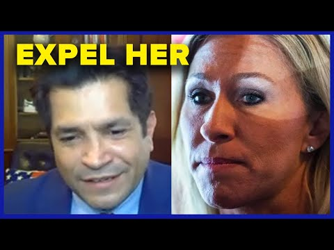 Congressman: Expel Marjorie Taylor Greene Before She Incites More Violence