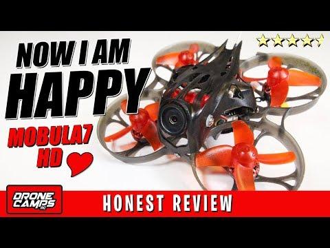 NOW I AM HAPPY! - MOBULA7 HD - Honest Review, Flights, & Setup Guide - UCwojJxGQ0SNeVV09mKlnonA