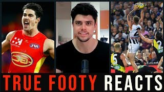AFL Round 2 (2019) | TRUE FOOTY REACTS