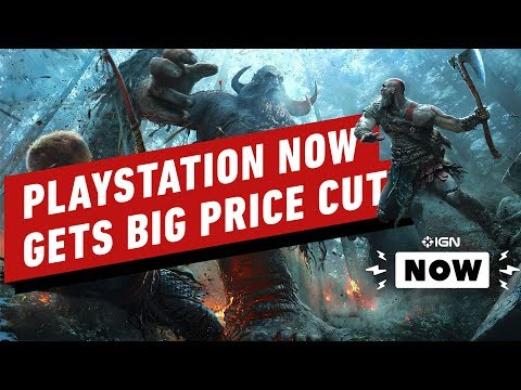 PlayStation Now Cuts Price, Adds More Games - IGN Now - UCKy1dAqELo0zrOtPkf0eTMw