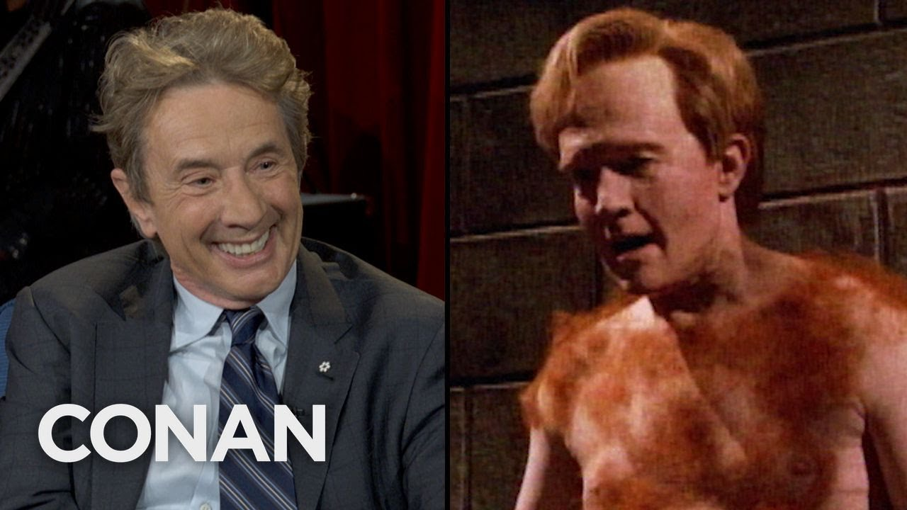 Martin Short On The Time He Dressed As Conan – CONAN on TBS