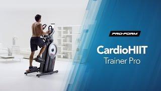 ProForm HIIT Trainer Pro