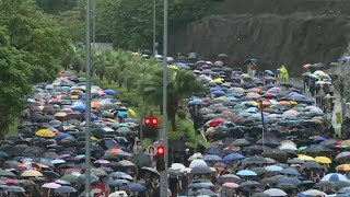 Hong Kong protesters kick off new weekend of rallies | AFP