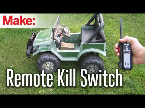 DIY Hacks and How Tos   Remote Kill Switch - UChtY6O8Ahw2cz05PS2GhUbg