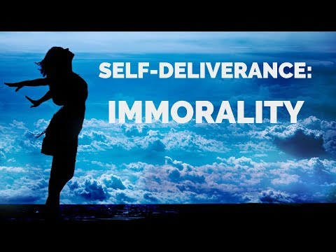 Deliverance from the Spirit of Immorality  Self-Deliverance Prayers