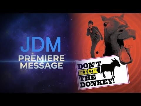 Dont Kick the Donkey  Jesse Duplantis