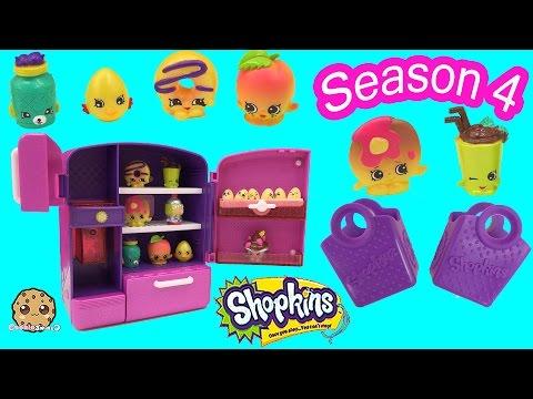 Shopkins Season 4 Petkins Exclusives in Metallic So Cool Fridge Toy Playset Cookieswirlc Video - UCelMeixAOTs2OQAAi9wU8-g