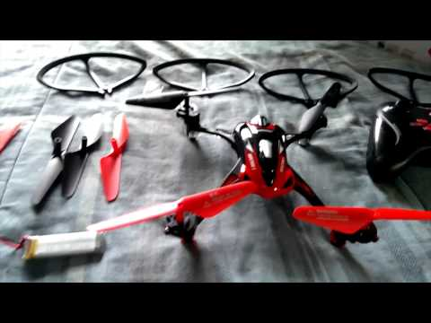 L6052 Quadcopter Review Video - UClp7ddFRFO69VmviPjKCnNA