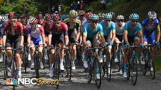 Tour de France 2019: Stage 12 | EXTENDED HIGHLIGHTS | NBC Sports