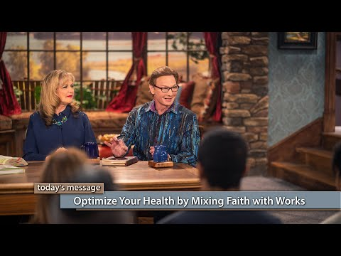 Optimize Your Health by Mixing Faith With Works