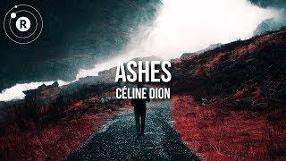 Ashes (Laibert Remix) (Lyrics / Lyric Video) (Deadpool 2 Motion Picture Soundtrack)