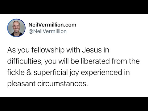 Closeness And Intimacy In Difficulties - Daily Prophetic Word