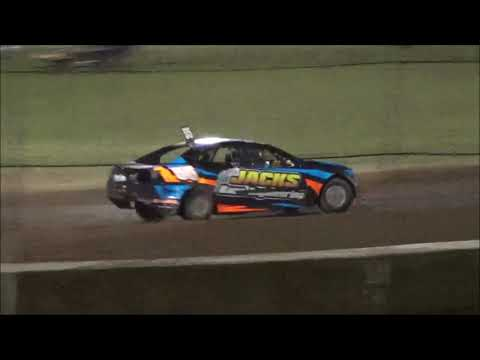 Production Sedans Feature - Grafton Speedway - 22.05.21 - dirt track racing video image