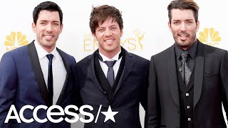 'Property Brothers' Jonathan and Drew Scott Support Older Sibling Recovering From Mysterious Illness
